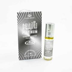 Арабские масляные духи Al-Rehab Platinum 6 мл