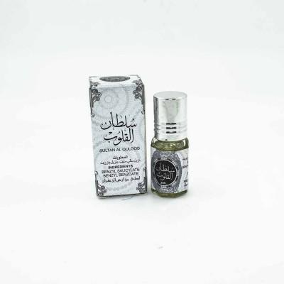 Арабские масляные духи Ard Al Zaafaran Sultan al Quloob 3 мл 102476