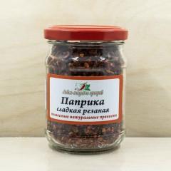 Приправа Паприка сладкая резаная Лавка специй и приправ 100 гр