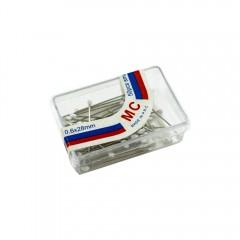 Комплект иголочек Супертонкие Белые (50 шт)