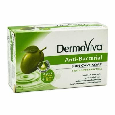 Мыло антибактериальное Vatika Dermoviva 75г
