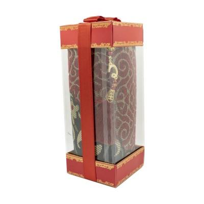 Коврик для молитвы подарочный набор Sajda 70 х 120 см Красный