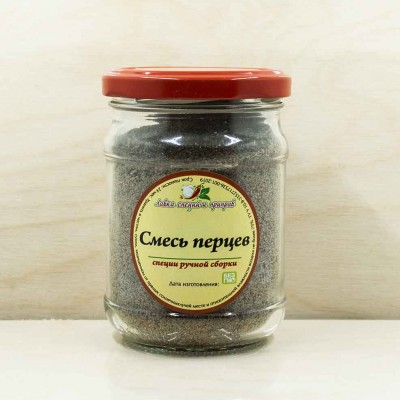 Смесь перцев (молотый) 100 гр