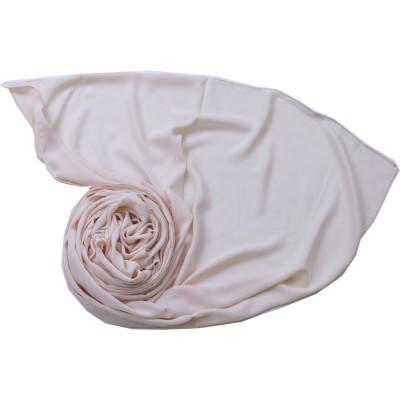 Палантин Шифон Ebruli 175*70 см Бледно-розовый