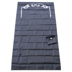 Дорожный коврик для намаза в чехле с компасом Sajda 108*70 см Мокрый асфальт