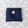 Дорожный коврик для намаза в чехле с компасом Sajda 108*70 см Тёмно-синий