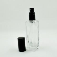 Флакон для спрей парфюмерии Стандарт 17 мл Черный