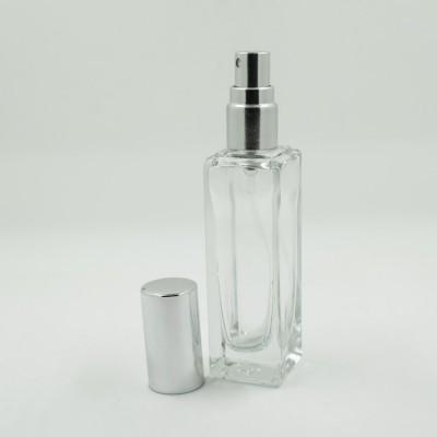 Флакон для спрей парфюмерии Стандарт 17 мл Серебристый