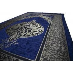 Коврик для намаза Ornament Sajda 117*67 см Тёмно-синий