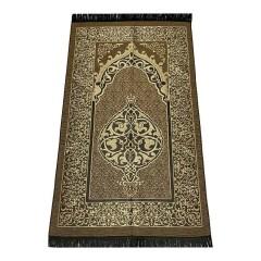 Коврик для намаза Ornament Sajda 117*67 см Чёрный