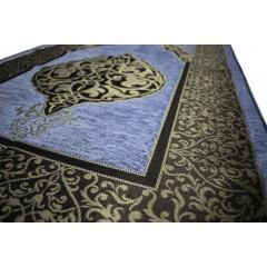 Коврик для намаза Ornament Sajda 117*67 см Голубой