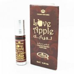 Арабские масляные духи Al-Rehab Love Apple 6 мл