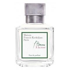310. Maison F. Kurkdjian A La Rose L'Homme man