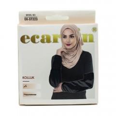 Нарукавники женские Ecardin Kolluk Тёмно-синий