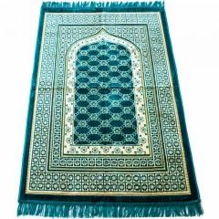 Коврик для молитвы Great Sajda 121x80 Бирюзовый