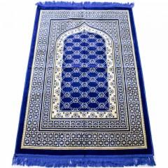 Коврик для молитвы Great Sajda 121x80 Синий