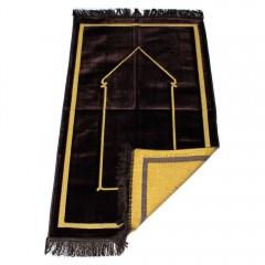 Коврик для молитвы Minimalism Sajda 67x110 Коричневый