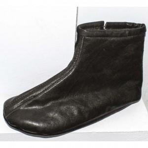 Хуффы (кожанные носки) с утеплением