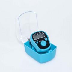 Электронные четки (тасбих) с подсветкой (голубой)