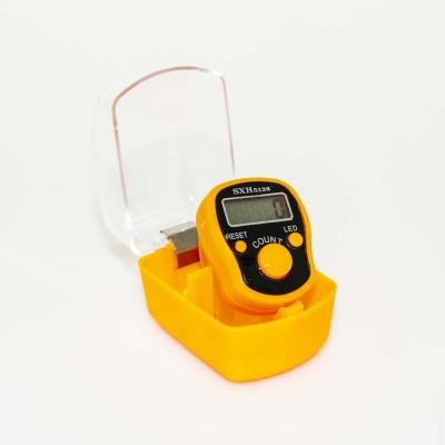 Электронные четки (тасбих) с подсветкой (оранжевый)