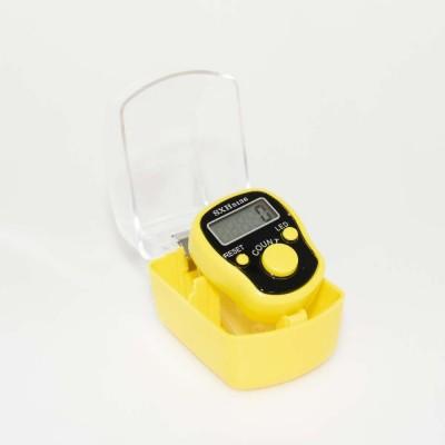 Электронные четки (тасбих) с подсветкой (желтый)