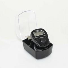 Электронные четки (тасбих) с подсветкой (черный)