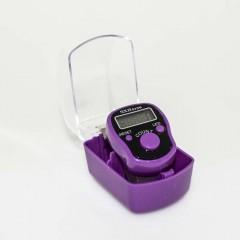 Электронные четки (тасбих) с подсветкой (фиолетовый)