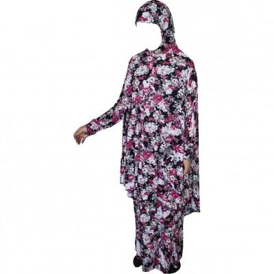 Платье для молитвы (намаза). Двойка n03