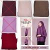 Хиджаб удлинённый с рукавами Mercan