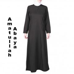 Amatullah Abaya Женская абая Черный