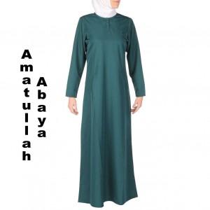 Amatullah Abaya Женская абая Темно-бирюзовый
