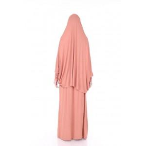Платье для намаза (Mercan) Двоечка