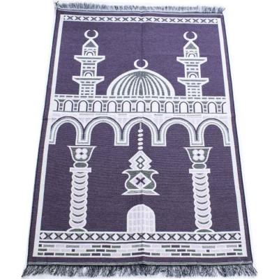 Коврик для молитвы Two Minarets Бордовый