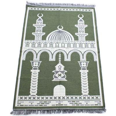 Коврик для молитвы Two Minarets Зеленый