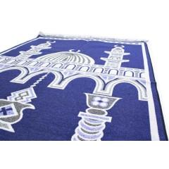 Коврик для молитвы Two Minarets Sajda 80x120 Синий