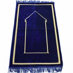 Коврик для молитвы Minimalism Синий