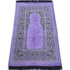 Коврик для молитвы Velvet Sajda 66x112 Фиолетовый