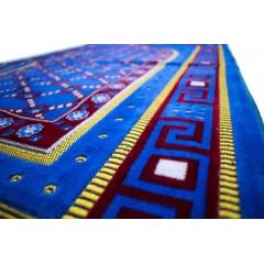 Коврик для намаза Алтарь Sajda 68x110 Голубой