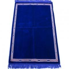 Коврик для молитвы Рамка Sajda 70x115 Синий