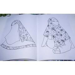 Мой первый хиджаб. Раскраска для девочек. Изд. Tilmiz