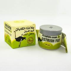 Мазь со страусиным жиром Ostrish Fat. El-Captain 60 гр
