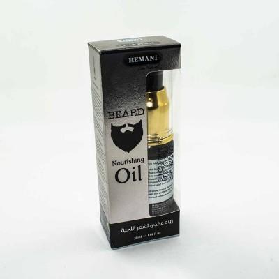 Масло для бороды Beard Oil Hemani 30 мл