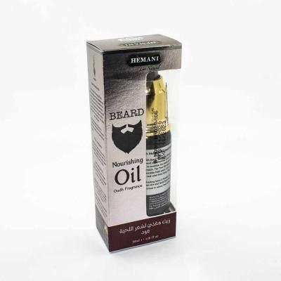 Масло для бороды с Удом Beard Oil with Oudh Hemani 30 мл