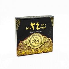 Бахур (освежитель воздуха) Oud 24 Hours Ard Al Zaafaran 40 г