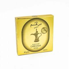 Бахур (освежитель воздуха) Dirham Gold Ard Al Zaafaran 40 г