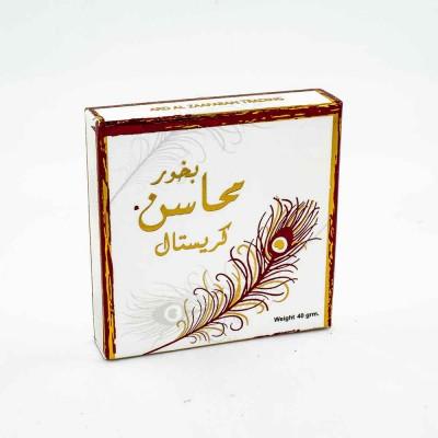 Бахур (освежитель воздуха) Mahasin Crystal Ard Al Zaafaran 40 г