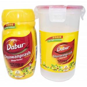 Диетическая добавка Dabur Chawanprash (Чаванпраш) Манго 500 гр