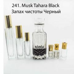 241. Musk Tahara Black Запах чистоты Черный