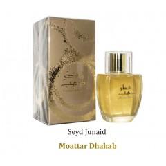 Syed Junaid Moattar Dhahab / Моаттар Захаб Gold Распив 10 ml