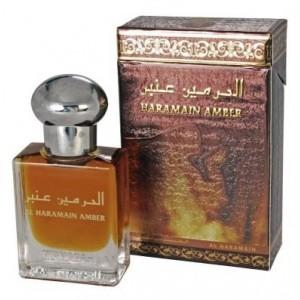 Haramain Amber. 15 ml
